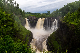 Grand Portage High Falls