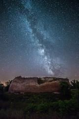 Korogyvar milky way (ristic.vedran42) Tags: nightscape milkyway croatia osijek astrophotography nikond3200 nikon d3200 samyang10mm samyang 10mm uwa castle fort fortress history middleages medieval