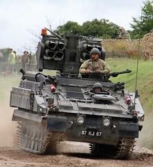Stormer (delta23lfb) Tags: tankfest bovington britisharmy stormer missile 87kj67