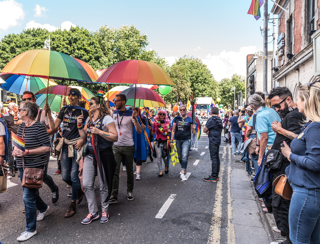 LGBTQ+ PRIDE PARADE 2017 [ON THE WAY FROM STEPHENS GREEN TO SMITHFIELD]-130001