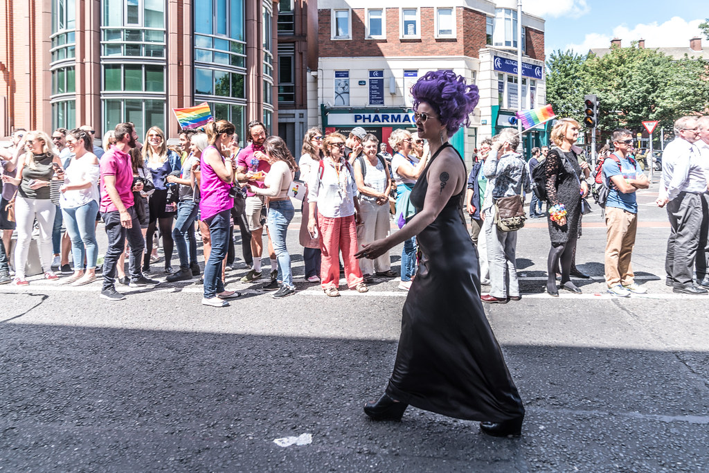 LGBTQ+ PRIDE PARADE 2017 [ON THE WAY FROM STEPHENS GREEN TO SMITHFIELD]-130049