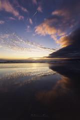 Playa de la Lanzada (jojesari) Tags: ar217g playadalanzada ogrove pontevedra jojesari suso ocaso sunset atardecer puestadesol solpor