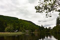 Outnabout Aberfoyle--5 (Stu 71) Tags: aberfoyle clouds sky scotland water mansion tree hills landscape