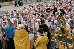 119. The Feast of Saint John, Wonder-worker of Shanghai and San Francisco in Adamovka Village / Свт. Иоанна Шанхайского в Адамовке 02.07.2017