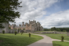 Lowther Castle, Cumbria. (miketonge) Tags: lowther castle lowthercastle cumbria penrith lonsdale ruin stately home