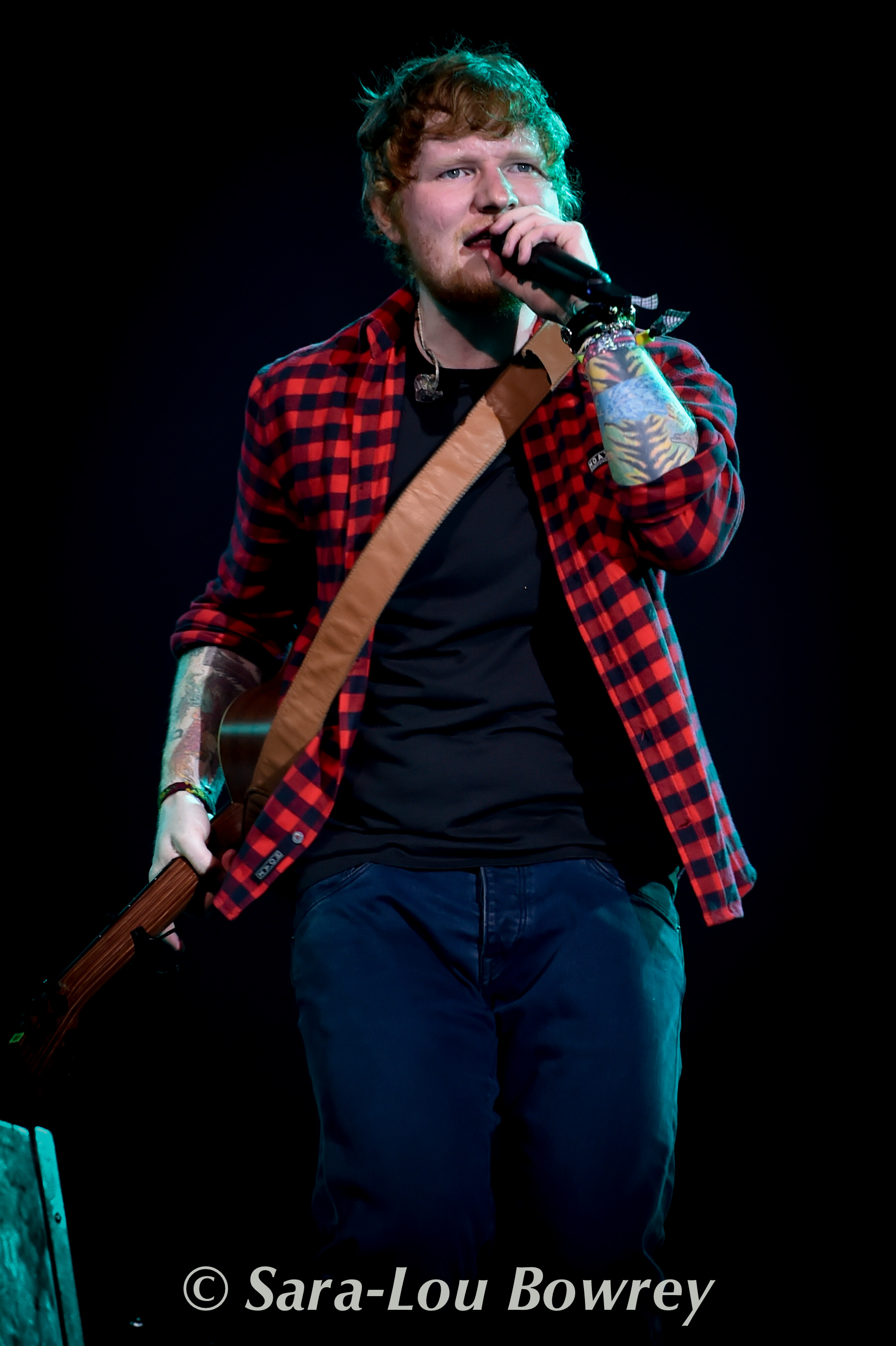 Ed Sheeran – Glastonbury 2017