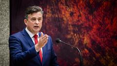 Debat over voortgang kabinetsformatie (algemeendagblad) Tags: kiezen democratie politicus politiek holland partijpolitiek tk2017 voortgang kabinetsformatie debat over denhaag