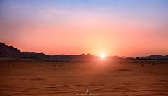 Rum Desert Sunset (MoeenMustafa) Tags: desert summer amman wadirum sunset jordan canon5dmarkiii canon 1635mm f28 middleeast aqaba maenmustafa photography