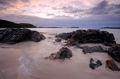 Traigh Bostadh (andy_AHG) Tags: great bernera isle lewis western isles outer hebrides scotland highlands islands britain uk british landscapes scottish outdoor rock sea sunset water landscape serene formation mountain waterfall bostadh beach shore coast seaside ocean
