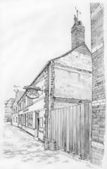 The Ackhorne, St Martins Lane, York