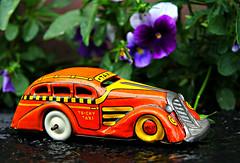 Tiny Toys (smiles7) Tags: toys tinytoys smileonsaturday truck old