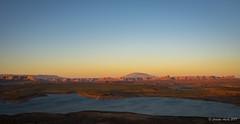 Sunset at Wahweap Lookout, Page (NettyA) Tags: 2017 arizona glencanyonnationalrecreationarea page sonya7r usa wahweaplookout sunset travel lakepowell sky panorama pano windy