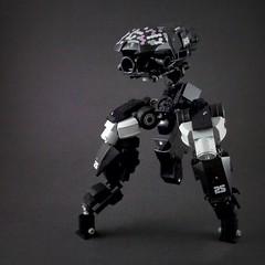 ST2-MECHA (Marco Marozzi) Tags: lego legomech legodesign marozzi marco moc mecha mech robot drone
