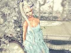 Sabrymoon wearing -AZUL- Epie dress Exile Perfect Places hair @ Summerfest :LW: Pose Love is Waiting @ Tres Chic JUMO Wet Iridescent Eyeshadow @ The Makeover Room (Two Too Fashion) Tags: secondlife secondlifemodel secondlifefashion secondlifeblogger azul azulbymamijewell azulepiedress epiedress summerfest2017 exile exileperfectplaceshair perfectplaceshair lwposes lwluanesworldposesloveiswaitingpose loveiswaitingpose jumobeauty jumobeautywetiridescenteyeshadows wetiridescenteyeshadows fashion fashiondress fashionoutfit fashiongown fashionblogger fashionpose femaleoutfit femalepose highfashion highfashiondress fashionhair hairstyle treschicevent themakeoverroomevent fashionmakeup fashioneyeshadow chicoutfit chic style stylish sexy sensual