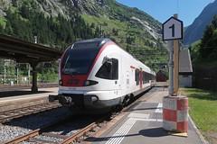 Göschenen - Station SBB