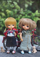 Lati Doll Mystic Haru+Mystic S.Belle in Kelly Knot (PruchanunR.) Tags: lati doll mystic sbelle kelly knot haru
