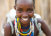 Portrait of a smiling Erbore tribe girl, Omo valley, Murale, Ethiopia (Eric Lafforgue) Tags: africa africanculture anthropology arbore beautiful candid child children closeup day decoration developingcountry eastafrica erbore ethiopia ethiopia0617388 ethiopian female headshot horizontal hornofafrica jewel jewelry lookingatcamera murale necklaces omovalley onegirlonly oneperson outdoors portrait smiling toothysmile traditionalclothing tribal tribe weito woman et
