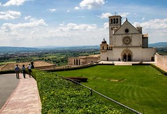 Double decker (odell_rd) Tags: assisi umbria italy pax