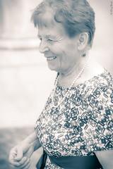 mia madre (Clay Bass) Tags: angelina lena roccaforte battesimo bw d500 family nikon nonna