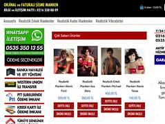 www.realistikmankeni.net (yurtseversemihan) Tags: orjinal faturali manken satislari