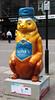 Honey Bear Honey Bottle (ahisgett) Tags: birmingham children's hospital charity wild art big sleuth 2017 bearmingham bear