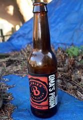 Grandma's Plum, old bock beer (Davydutchy) Tags: bier beer birra bière pivo пиво øl sör cerveza olut cervisiam biero μπύρα piwo dutch holland mini micro brewery brouwerij brauerei piwowar sládek cervecero omaspruim grandma plum bockbier bock lager dark bax groningen netherlands niederlande paysbas july 2017