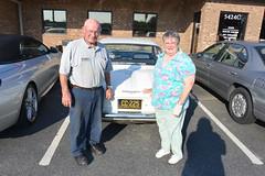 Classic Cars Corvair Club Hoyt's Restaurant Lexington, NC 20170710_4280 (Shane's Flying Disc Show) Tags: classiccars corvairclub davidson nc lexinton unsafeatanyspeed daredevils