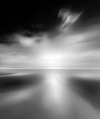 Minimal Seascape (Mick Blakey) Tags: shoreline slowexposure tranquility tidal seashore surf moody sea shadows contrast monochrome solitary coastal cornwall dramatic tranquil cornish minimal bedruthansteps silky coastline coastsurf solitude clouds motion shore patterns blackwhite seascape texture coast tide scenic