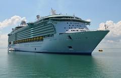 Liberty of the Seas (Jeffrey Neihart) Tags: jeffreyneihart nikon nikkor nikond5100 nikon1855mm ship caribbean royalcaribbean libertyoftheseas tendered tenders tender