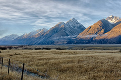 20170620-_BUD3139_HDR Going to Mt. Cook 13 (hirschwrites) Tags: earth hdr mtcookaoraki nz newzealand other southisland