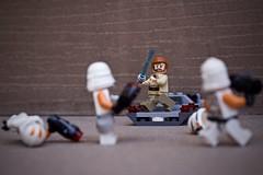 order 66 (arvin1975) Tags: lego starwars order66 minifigures clonewars obiwan clones captain
