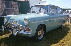 123E on Lotus steels. (Sidmouth Ian) Tags: fordanglia 123e 105e