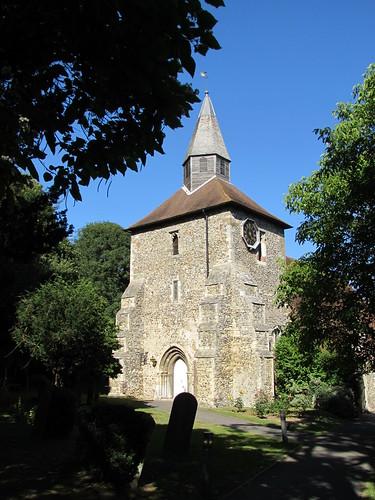 Canterbury: Church of St Stephen, Hackington (Kent)