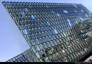 Harpa Music Hall and Conference Centre, Reykjavik, Iceland