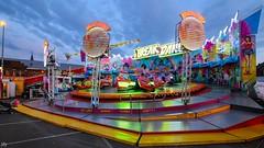 Break Dance (YᗩSᗰIᘉᗴ HᗴᘉS +6 500 000 thx❀) Tags: crépuscule fête foire namur belgium belgique carrousel hensyasmine blue