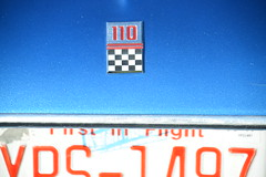 Classic Cars Corvair Club Hoyt's Restaurant Lexington, NC 20170710_4269 (Shane's Flying Disc Show) Tags: classiccars corvairclub davidson nc lexinton unsafeatanyspeed daredevils