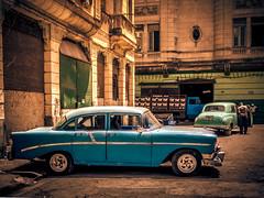 Havanna (gies777) Tags: kuba cuba havanna havana habana lahabana auto oldtimer uscar chevrolet chevy olympus omd em5 mft karibik caribbean reise travel vacation kolonial colonial