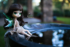 One Hot Day (dreamdust2022) Tags: pix cute loving happy playful spirited bratty tricky brave foolish pretty little young pixie girl dal doll