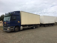 MB Actros 1835 (Vehicle Tim) Tags: mercedes mb actros lkw truck fahrzeug kofferlkw boxtruck