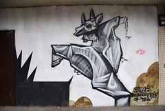Beatus (HBA_JIJO) Tags: streetart urban graffiti vitry vitrysurseine animal art france artist hbajijo wall mur painting peinture murale paris94 mural urbain horse cheval mexico