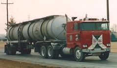 "Pete Cabover, ""Chemical, Lehman"" (PAcarhauler) Tags: pete peterbilt semi tractor trailer truck coe cabover"