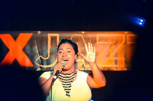 2017 - XJAZZ FESTIVAL (GER) (9) -  Kristin Amparo (SWE)