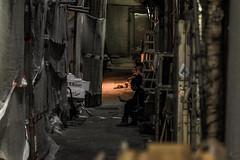 The Alley of Hong kong (yushin-t) Tags: oth dpj