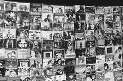 12530020 (alexdotbarber) Tags: 160 35mm cymount cdmx carlzeissplanart50mmf14 contaxaria df dvdcover ilforddelta3200 mexico mexicocity slr analog analogphotography blackandwhite blackandwhitenegative f4 filmgrain monochrome movies