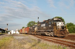 NS SD60 6550 (southernrailway7000) Tags: norfolksouthernrailroad nssd606550