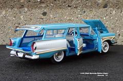 1958 Edsel Bermuda Station Wagon (JCarnutz) Tags: 124scale diecast danburymint 1958 edsel bermuda