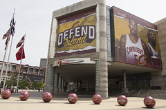 Cleveland 2017 (jackie.moonlight) Tags: cleveland ohio oh quicken loans arena cavaliers