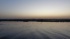 Sunlight Fading (Rckr88) Tags: nileriver upperegypt nile river upper egypt nileriverupperegypt nilesunset sunset sun sundial sunlight fading sunlightfading fade africa travel travelling rivers water waves wave reflection reflections reflectionsofthenile thenileriver nature outdoors