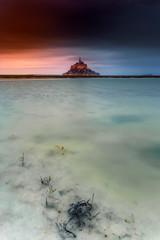 Mont et merveilles ... (Ludovic Lagadec) Tags: montsaintmichel normandie longexposure ludoviclagadec landscape france ndfilter nisi