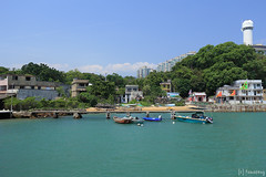 Ma Wan Village (tomosang R32m) Tags: 馬湾 馬灣 parkisland hongkong 香港 珀麗灣 琥珀湾 mawan 馬灣大街旧村 馬灣大街 mawanmainstreetvillage abandonedtown abandoned town village ghosttown